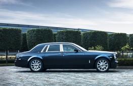 Rolls-Royce Phantom Metropolitan, side, static