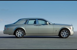 Rolls Royce Phantom, side