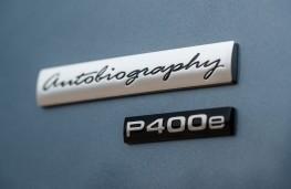 Range Rover P400e PHEV, 2018, badge