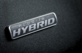 Ford PHEV, badge