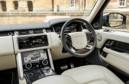 Range Rover P400e PHEV, 2018, interior
