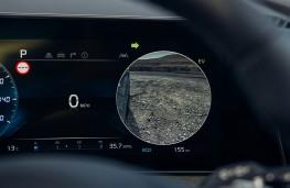 Range Rover P400e PHEV, 2018, instrument panel
