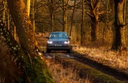 Range Rover P400e PHEV, 2018, off road, front