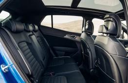 Kia Optima PHEV, rear seats