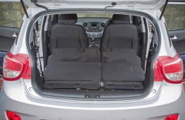Hyundai i10 boot