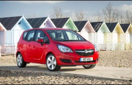 Meriva seaside static