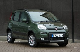 Fiat Panda front static