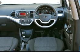Kia Picanto 1, interior