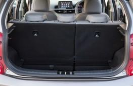Kia Picanto X-Line, 2018, boot