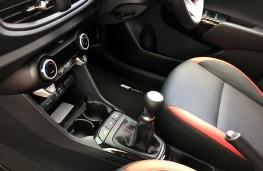 Kia Picanto GT-Line S, 2017, console