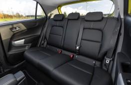 Kia Picanto X-Line, 2018, rear seats