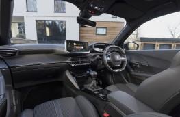 Peugeot 2008, interior