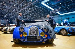 Morgan Plus 8 50 Anniversary, 2018, Geneva Show reveal