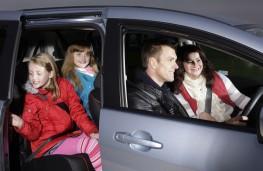 Mazda5, family