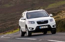 Hyundai Santa Fe, drive