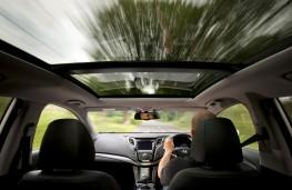 Hyundai i40 Tourer, sunroof