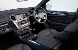 Mercedes ML350 CDi BlueTEC Sport, interior