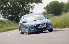 Hyundai i30 Tourer, action