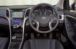 Hyundai i30 Tourer, interior