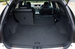 Lexus RX450h, boot