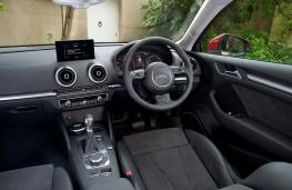Audi A3 hatchback, interior