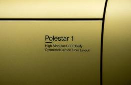 Polestar 1 Special Edition, 2021, badge