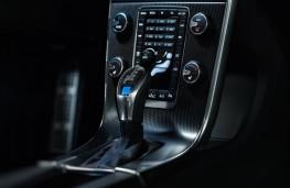 Volvo V60 Polestar, console