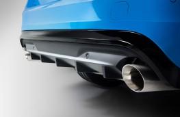Volvo V60 Polestar, diffuser