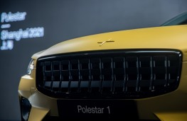 Polestar 1 Special Edition, 2021, grille
