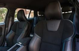 Volvo V60 Polestar, seats