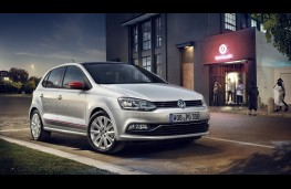 Volkswagen Polo Beats edition, front