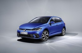 Volkswagen Polo R-Line, 2021, front