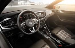 Volkswagen Polo GTI, 2018, interior