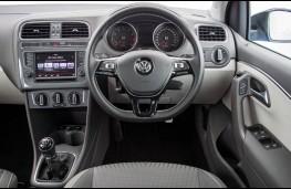 Volkswagen Polo Match, interior
