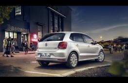 Volkswagen Polo Beats edition, rear