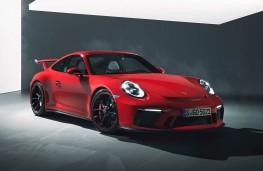 Porsche 911 GT3, front