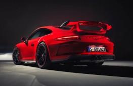 Porsche 911 GT3, rear