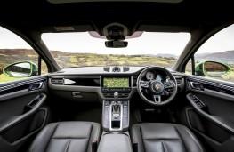 Porsche Macan, 2020, interior