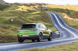 Porsche Macan, 2020, rear