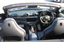 Ferrari Portofino, 2019, interior