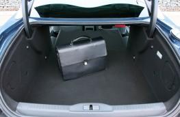 Peugeot RCZ, boot
