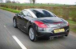 Peugeot RCZ, rear