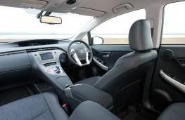 Toyota Prius, 2014, interior