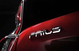 Toyota Prius, 2016, badge