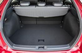 Toyota Prius, boot