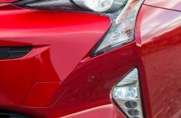 Toyota Prius, detail