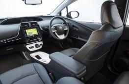 Toyota Prius, interior