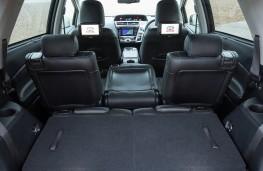 Toyota Prius+, boot
