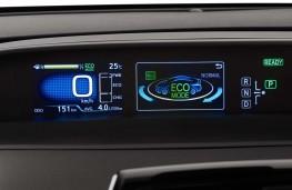 Toyota Prius, 2016, instruments