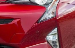 Toyota Prius, headlamp
